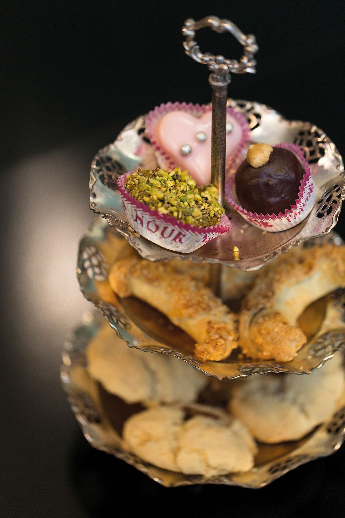 Chez Nour à Metz Le Meilleur Des Pâtisseries Orientales