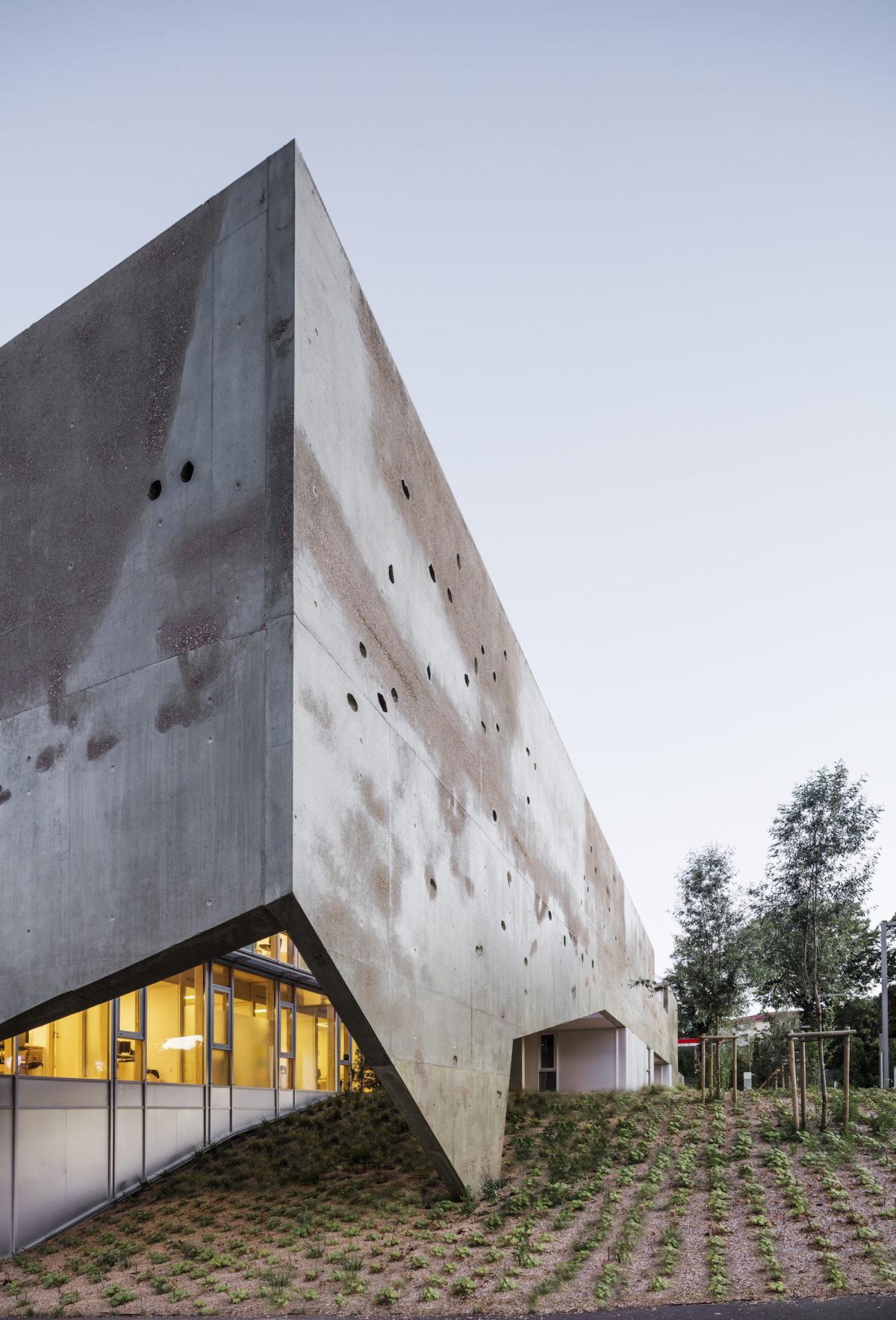 Richter architecture - équerre d'argent