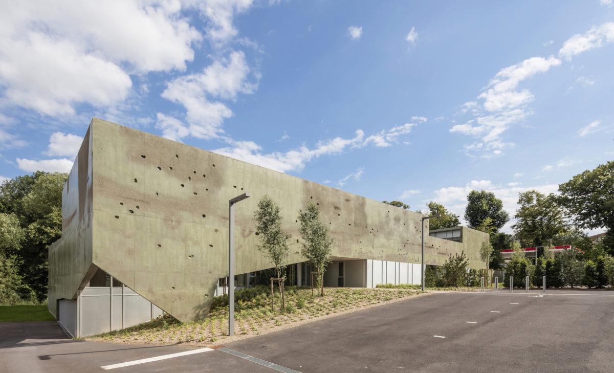 Richter architectes - Strasbourg - équerre d'argent