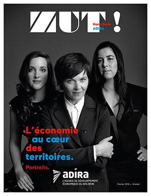 Zut Hors-série - Adira Strasbourg 2015