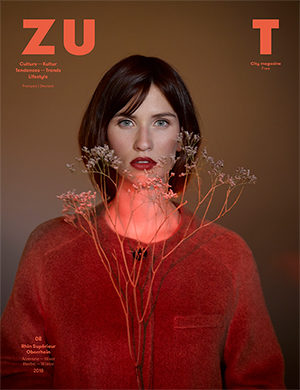 Zut magazine - Rhin Supérieur n°8