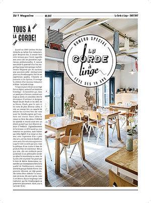 Zut Hors-série - La Corde à Linge Strasbourg