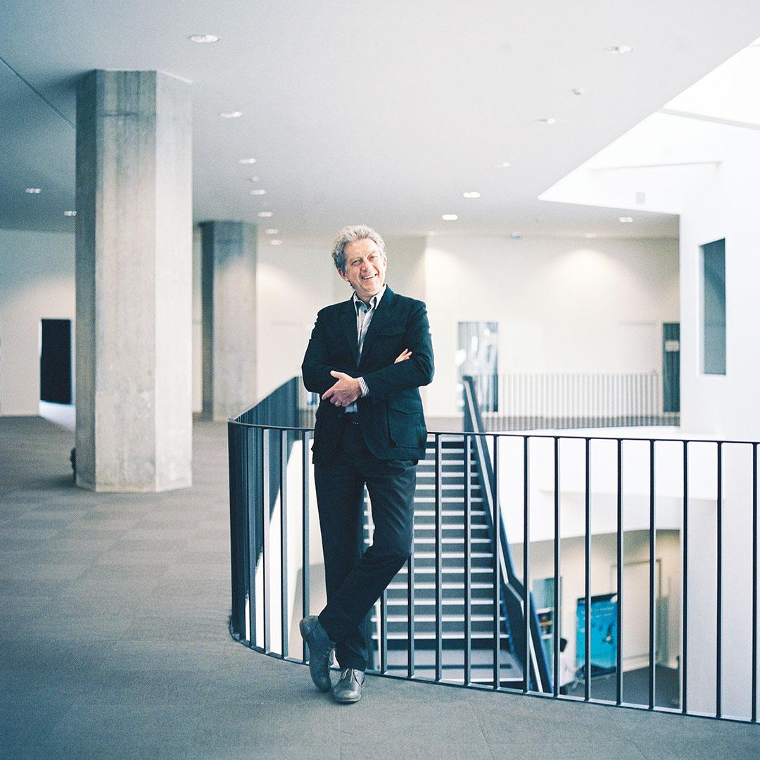 Antoine et Matthieu Ghiles, Administrateur général de l'Orchestre Philharmonique de Strasbourg