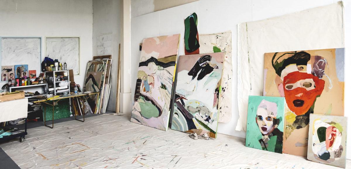 Atelier Anne Sophie Tschiegg - ZUT - Photo : Klara Beck