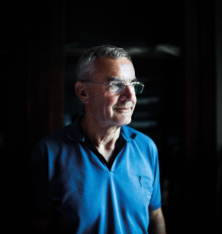 ZUT-entretien avec Alfred Peter, urbaniste strasbourgeois - Photo : Christophe Urbain