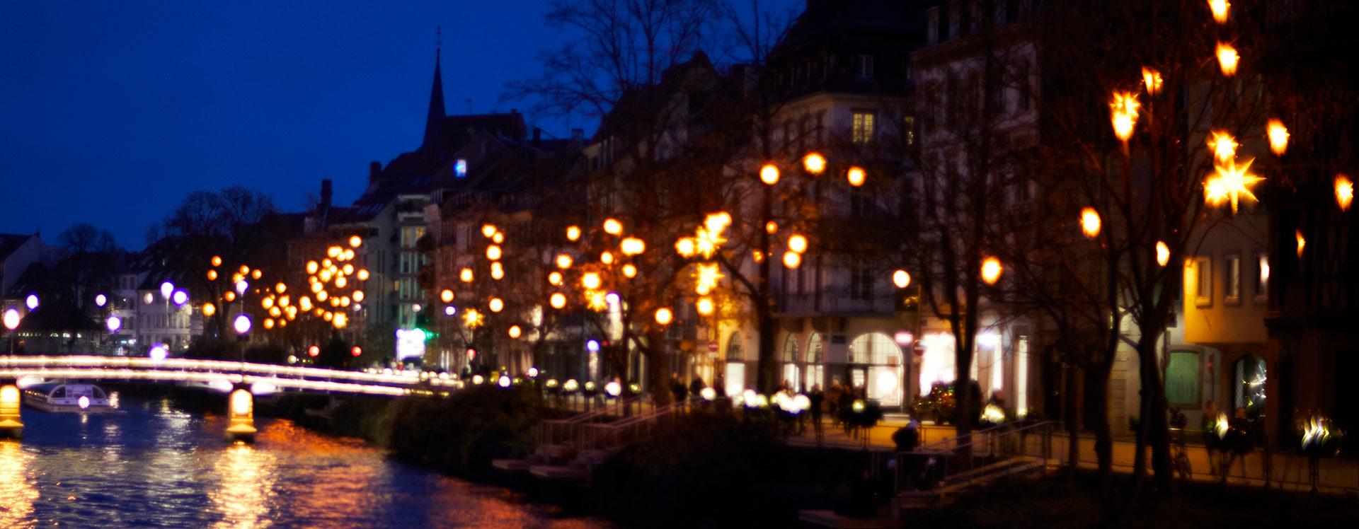 Quai des Batelier à Strasbourg - ©Alexis Delon/ Preview