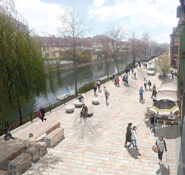 ZUT-entretien avec Alfred Peter, urbaniste - les quais de strasbourg