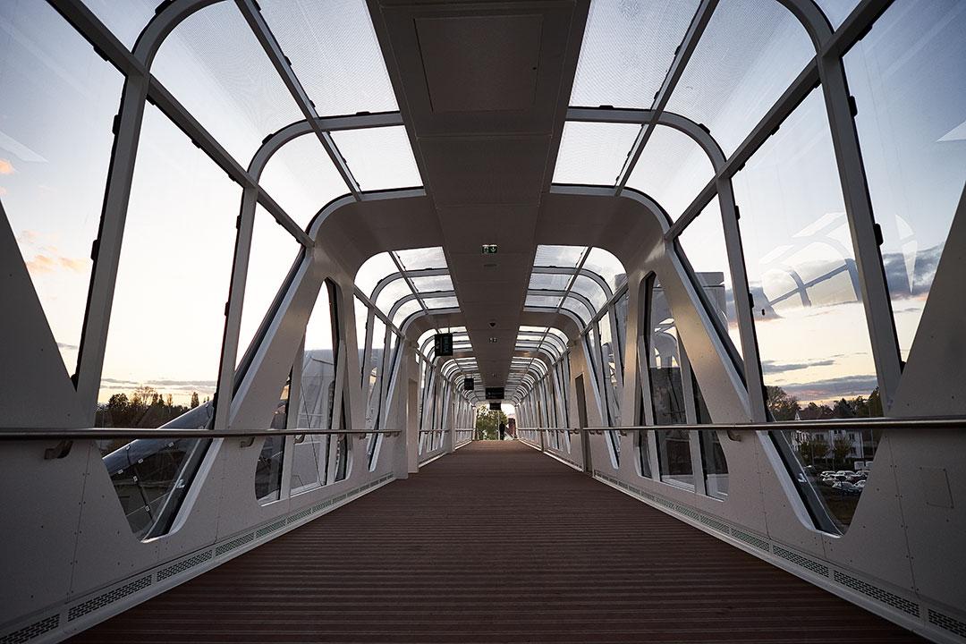 Gare de Haguenau - Photo : Maxime Gautherot