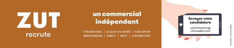 Zut magazine recrute des commerciaux independants
