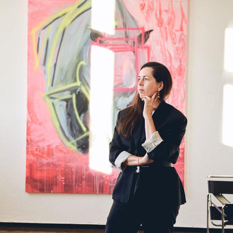 Katja Foos, designer à Offenbourg