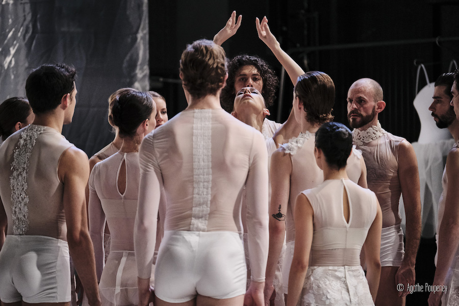 Lac des cygnes, Radouane el Meddeb, danse classique ballet opéra national du rhin