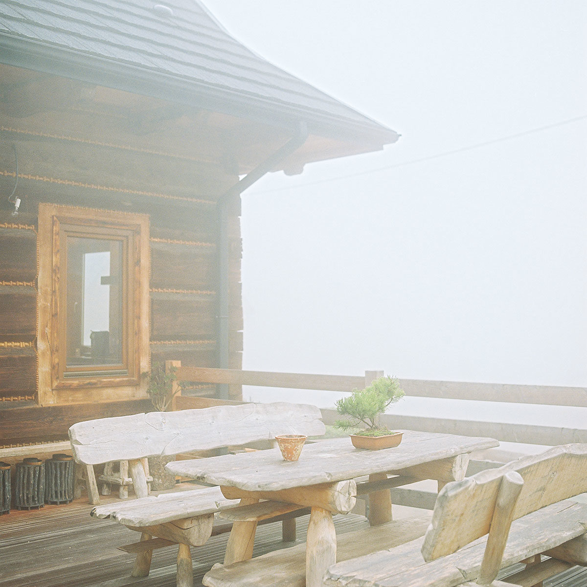 gîte de charme Datchas à Labaroche-Lodges - Photo : Christophe-Urbain