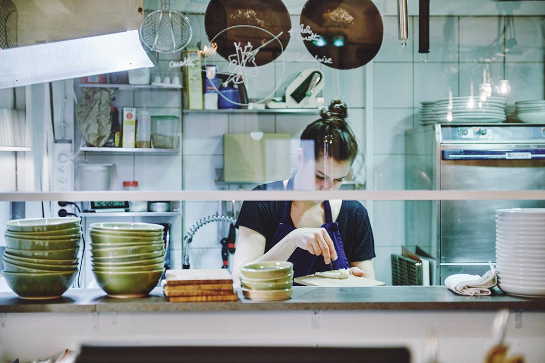 Zut - Restaurnat Le Comptoir à Manger à Strasbourg - Photo : Sandro Weltin