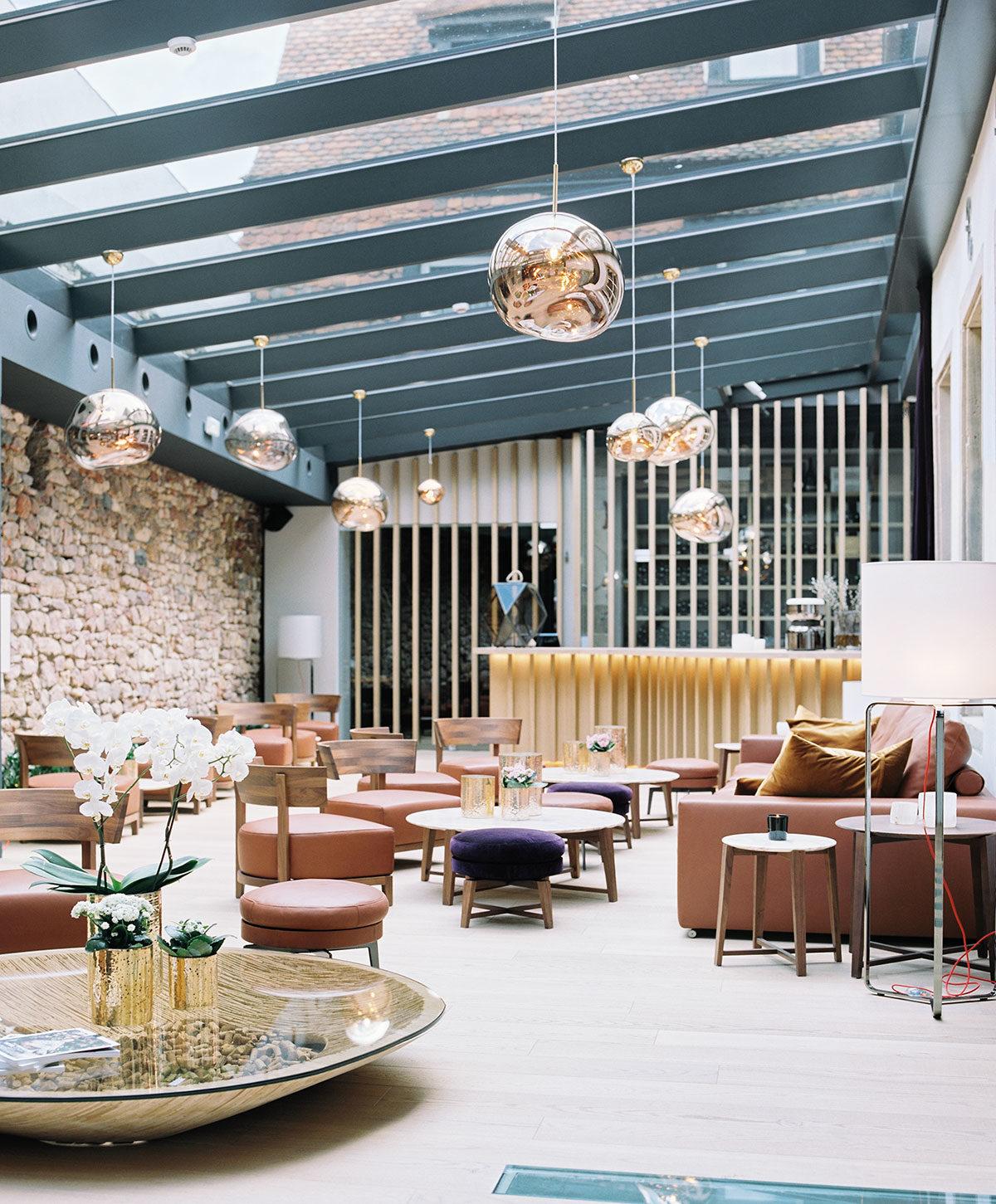ZUT - Hotel des 5 terres à Barr - Photo : Christophe Urbain