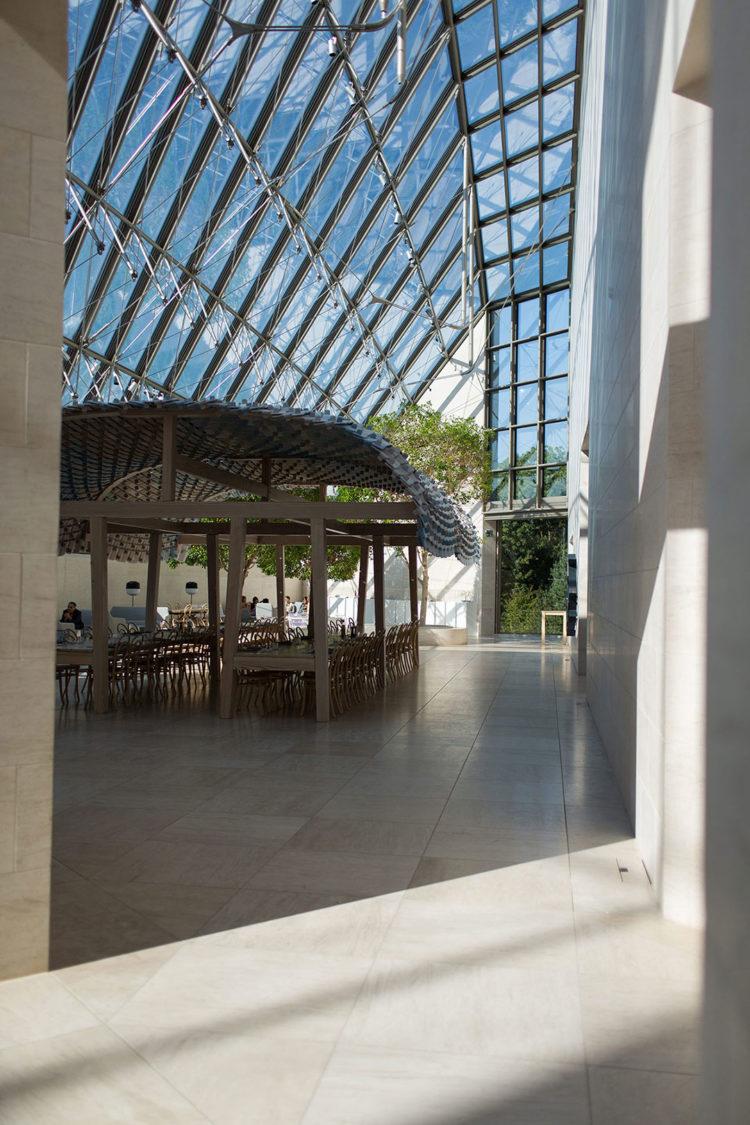 ZUT - lieu de détente en Lorraine / Luxembourg - le MUDAM au Luxembourg
