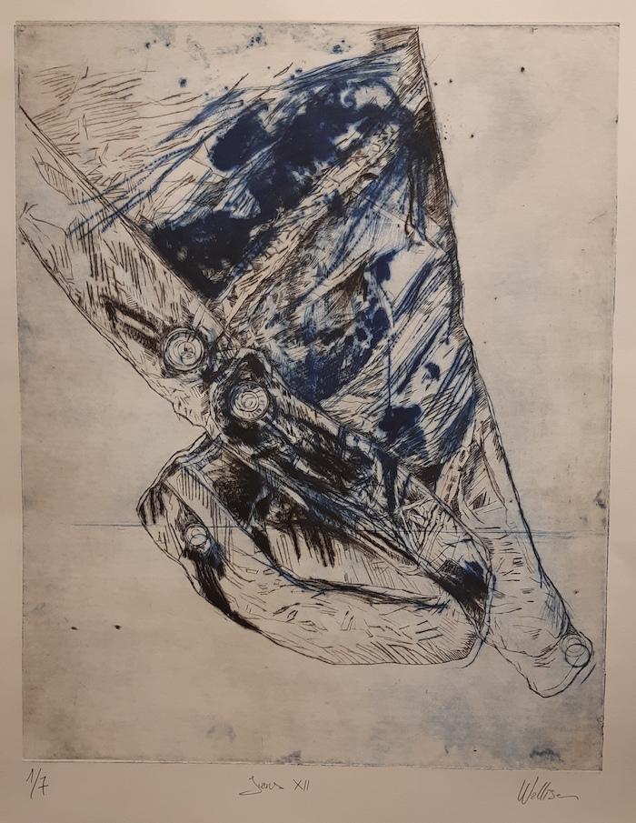 Oeuvre de Henri Walliser, Jeans XII