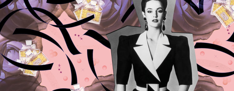Parfum culte : Miss Dior de Christian Dior, 1947 - Illustration : Laetitia Gorsy
