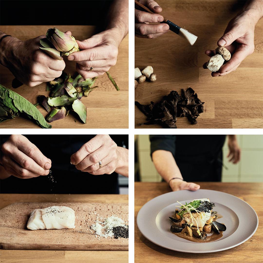 La recette du mois : RestaurantLes Canailles à Strasbourg - Photo : Henri Vogt