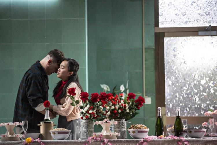 La pièce Saïgon. © Jean-Louis Fernandez