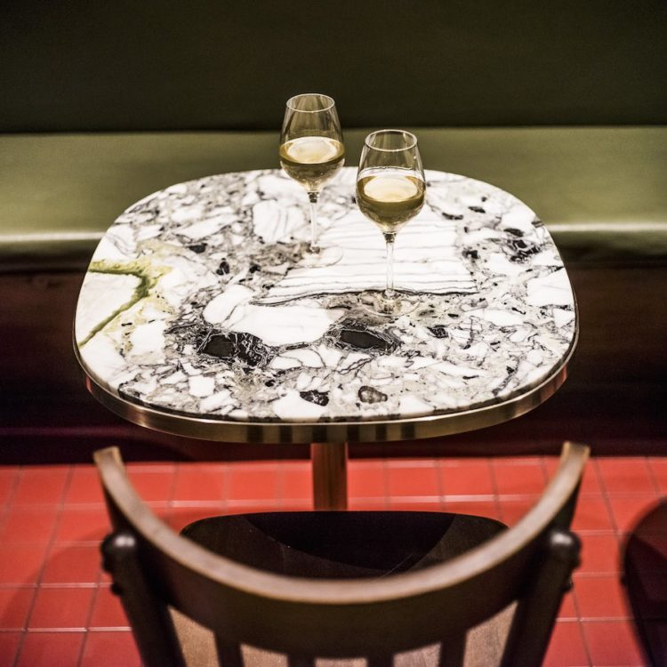 Du vin nature au Café des Sports © Pascal Bastien