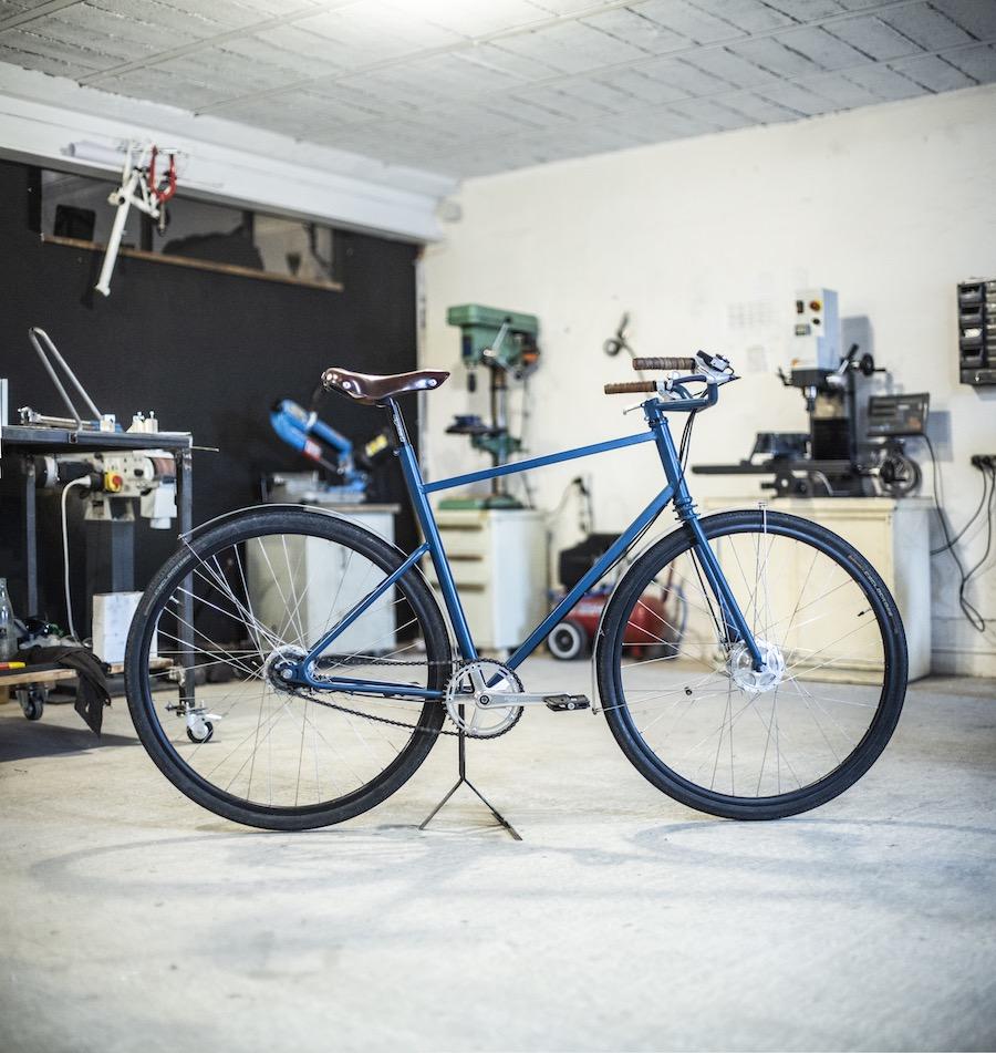 vélo cycles manivelle parc grüber © Christophe Urbain