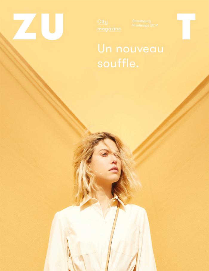Couv du Zut n°41 Printemps 2019