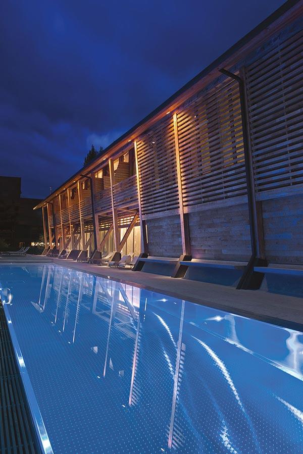 Hôtel des Berges-Spa des Saules ©Alexis Delon / Preview