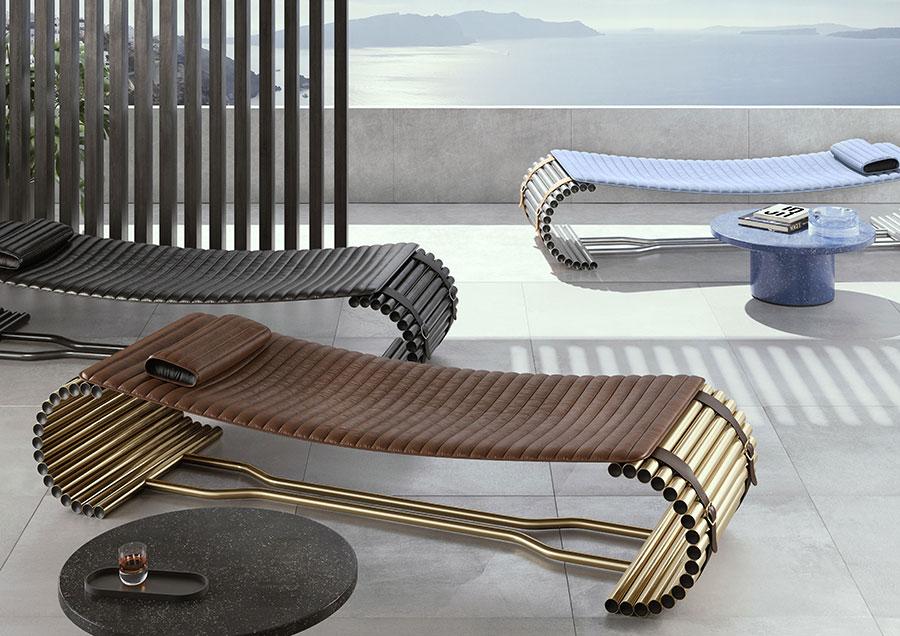 ZUT Magazine - Design De Sede chez Deco Buro - Chaise longue DS-1000, design Ulrich Kössl