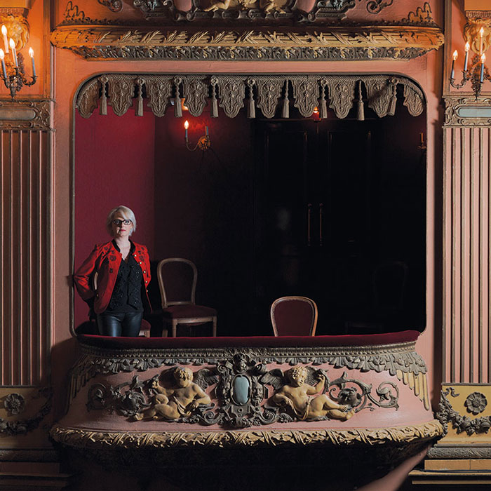 Laurence May-Bolsigner maître ballet à l'Opéra-Théâtre de Metz © Romain Gamba