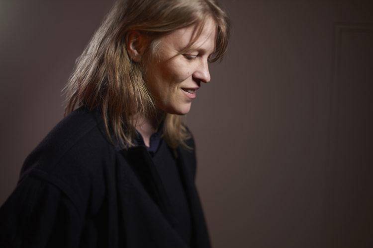 ZUT - Claire Burger, réalisatrice du film C'est ça l'amour. ©Alexis Delon / Preview