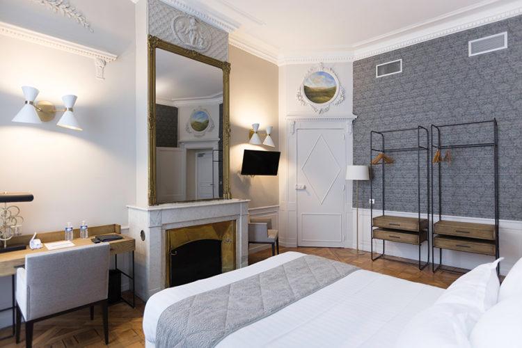 Hôtel de Guise à Nancy - Nouvelle déco - ©Romain Gamba