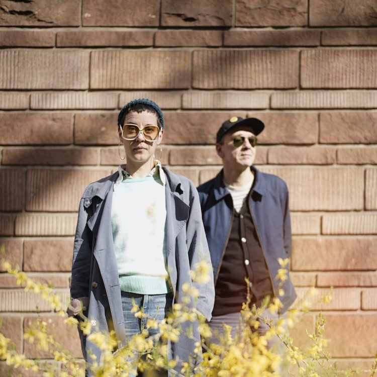 Le duo Mouse DTC : Hermance Vasodila et Arnaud Dieterlen. © Henri Vogt