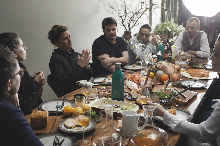 Olivier Meyer, Carole Eckert, Guillaume Besson, Agata Felluga, Anouk Bonnet, Romain Creutzmeyer, Bérangère Pelissard © Alexis Delon / Preview