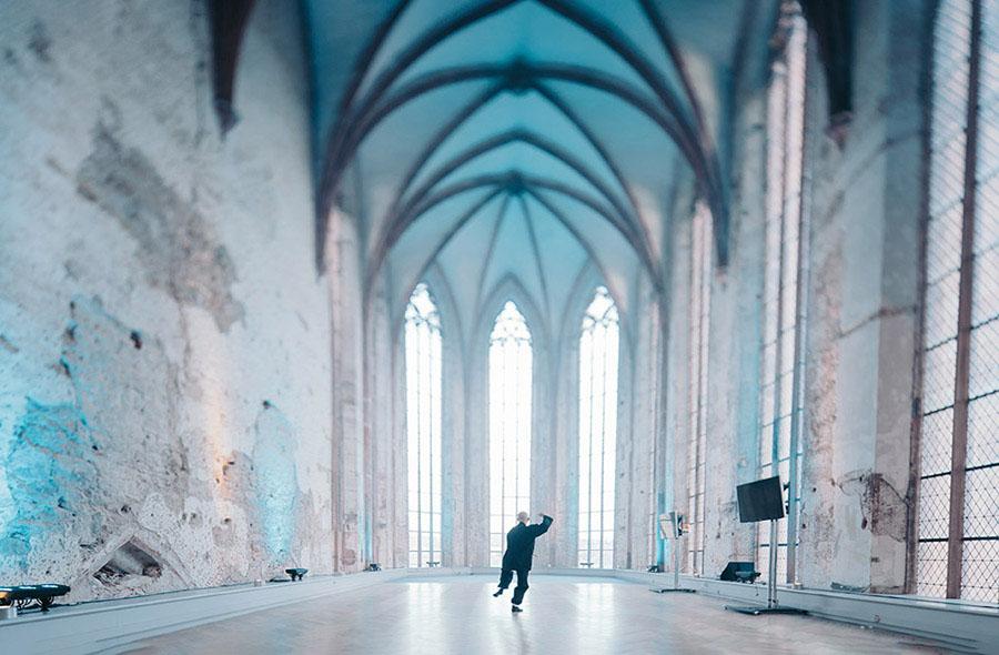 Ancien couvent des Dominicains, à Guebwiller. © Bartosch Salmanski