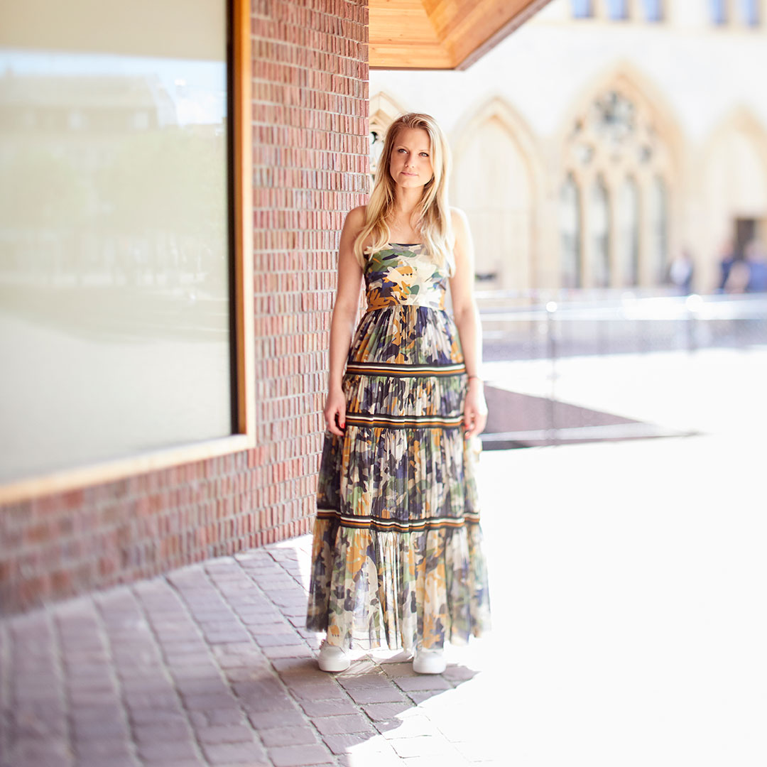 Colmar vu par Johanna Montani, gérante de Johanna M. Salon ©Alexis Delon / Preview