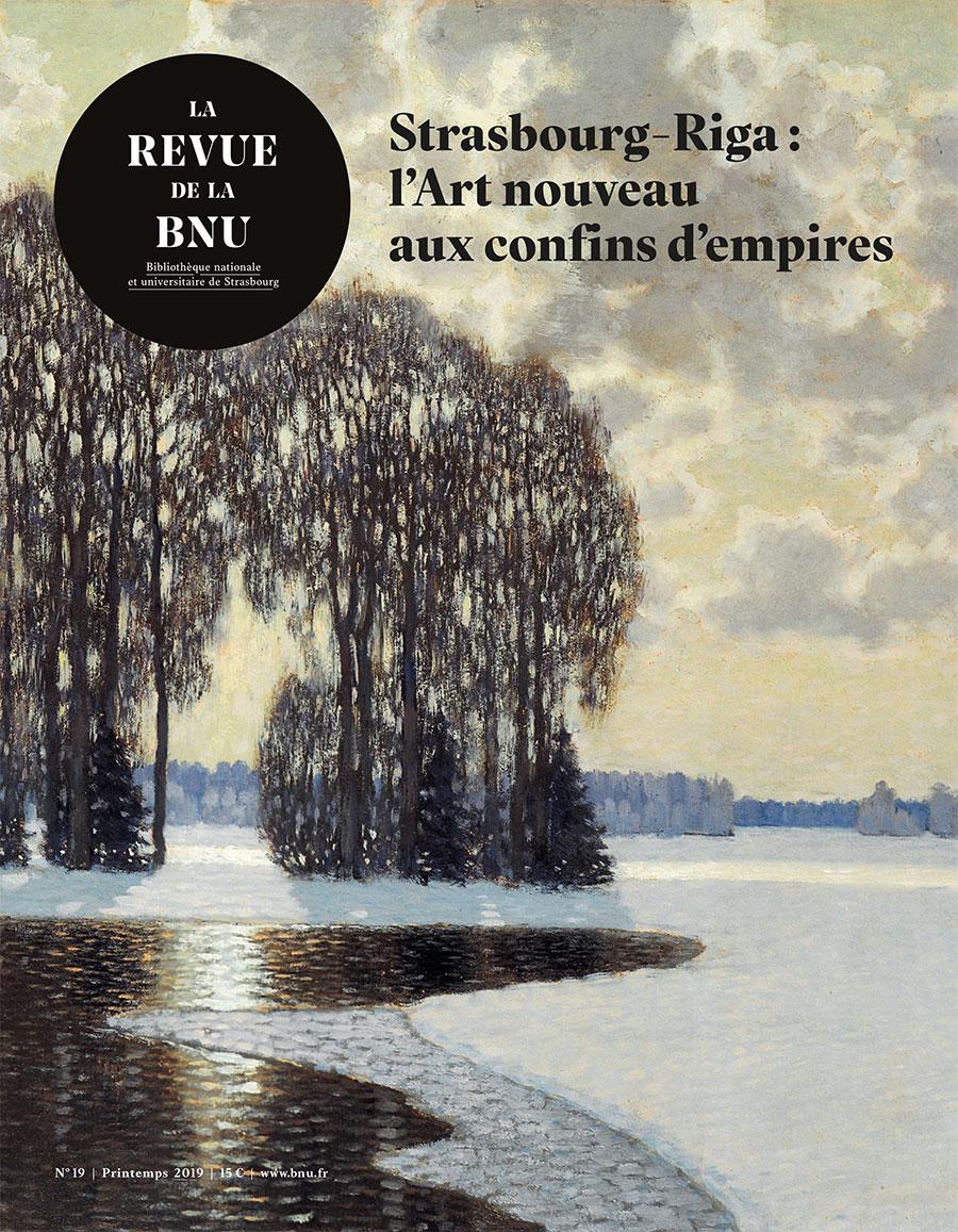 ZUT — Revue de la BNU n°19 - Printemps 2019
