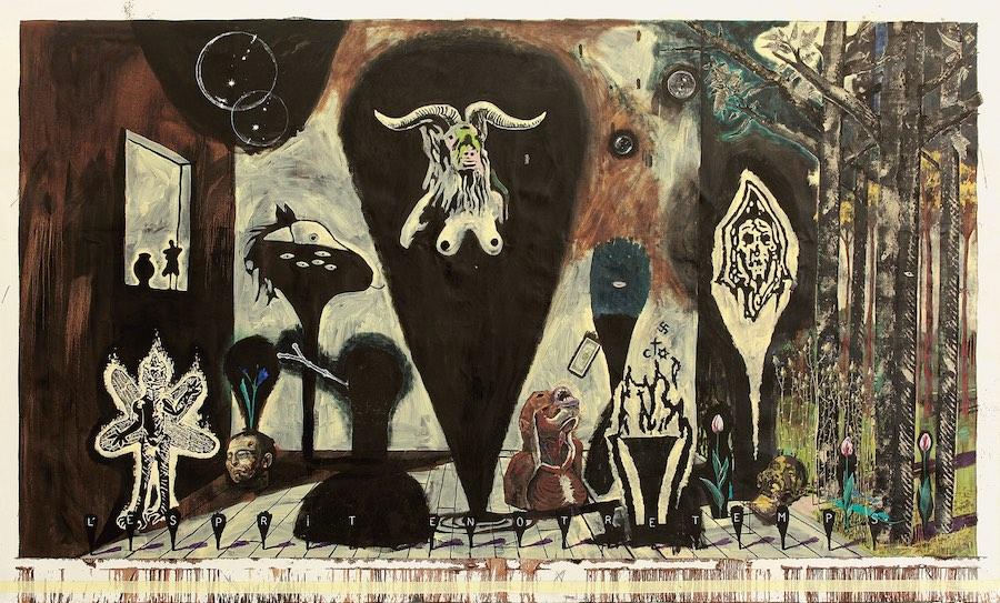 Damien Deroubaix, L'esprit de notre temps