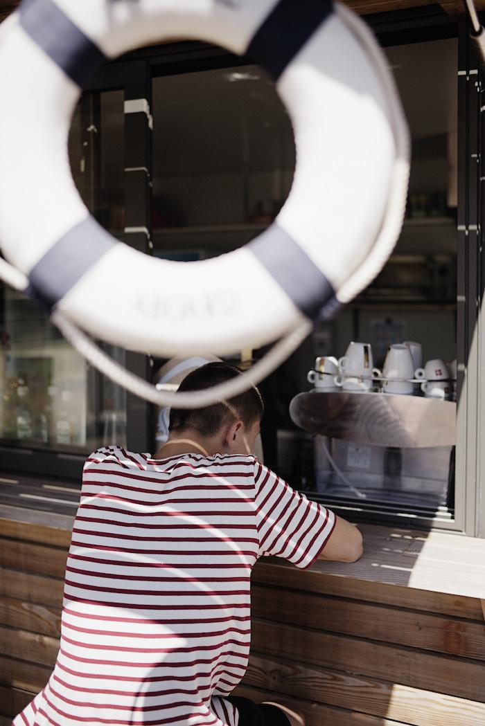 Marin d'eau douce petite france guinguette bar © Henri Vogt