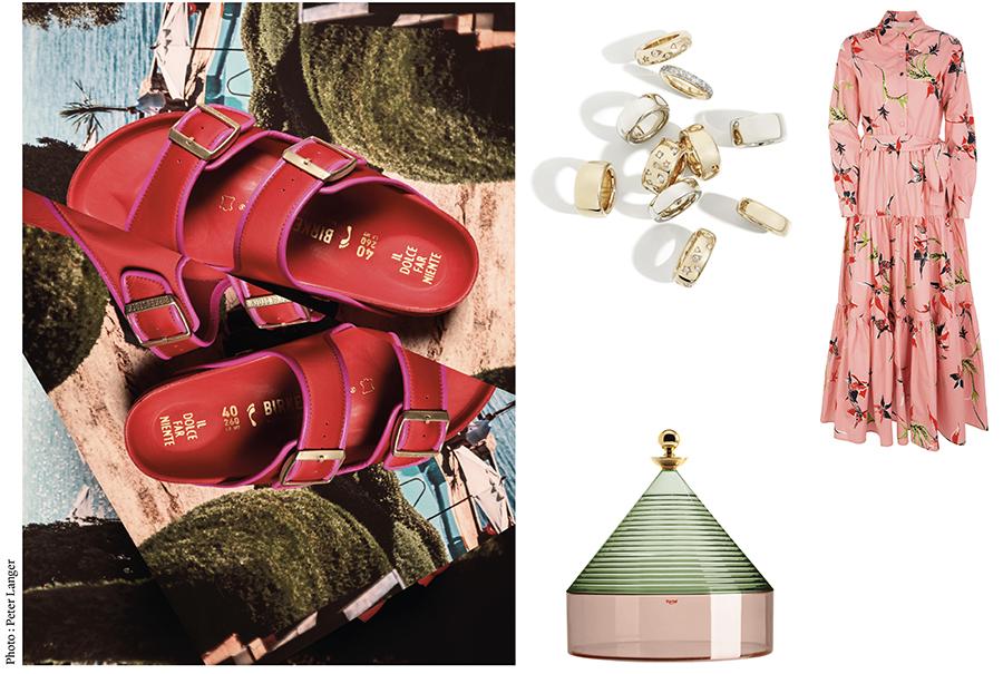 ZUT-Magazine—Design-mode—Birkenstock—Jacquot_Joaillier—Kartell—Marbre
