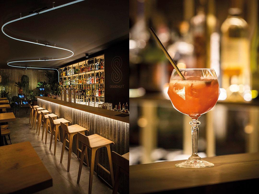 ZUT-Magazine— Restaurant Le Grandhuit Bar à Nancy