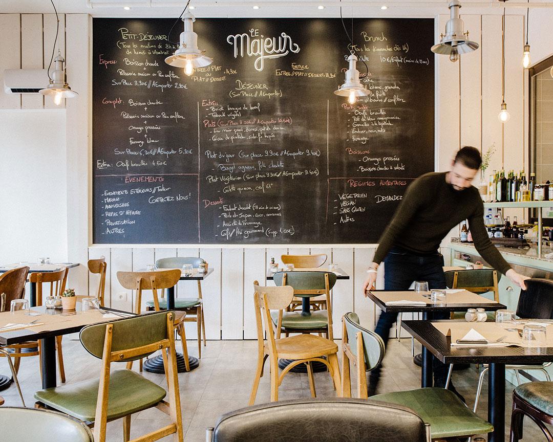 ZUT-Magazine — Restaurant Le Majeur à Nancy