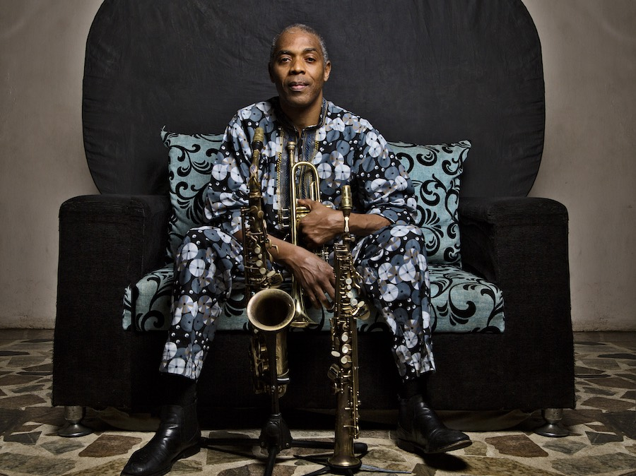 Femi Kuti Au grès du jazz © Optimus Dammy