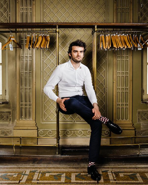 ZUT Magazine - Matthieu Dussouillez à l'opéra national de Lorraine - ©Arno Paul