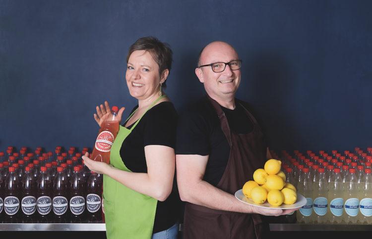 Sylvia et Pascal Dumoulin. Photo : Camille Elisa