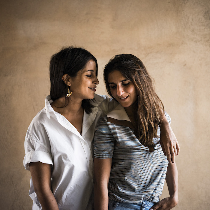 Portrait de Leïla Bekhti et Géraldine Nakache © Pascal Bastien