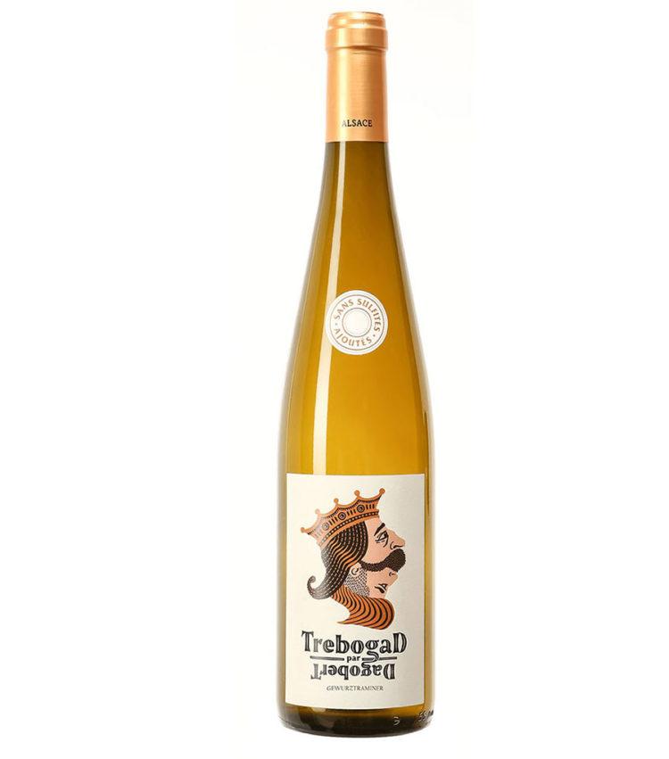 Trebogad, Gewurtz nature, la cave du roi Dagobert, Couronne d'Or