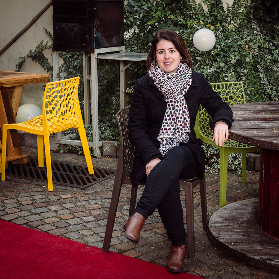 Emmanuelle Déon, directrice de l'Office de Tourisme du Pays de Haguenau. © Christoph De Barry