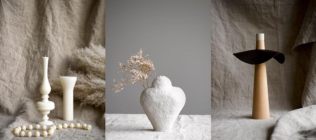 Les créations d'Idee, de Coralie Lesage, de Béatric- Li-Chin Loos © Alexis Delon Preview