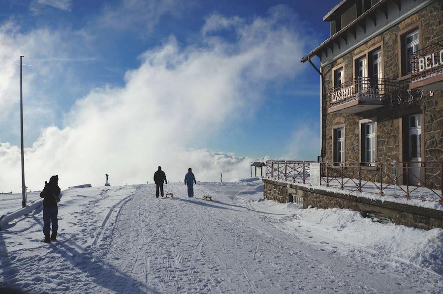 Belchen-Seilbahn