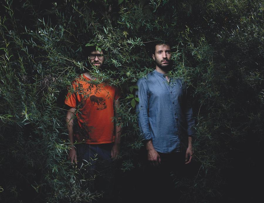 Simon Liberman et Olivier Bron, fondateurs de la maison d'édition 2024. © Christophe Urbain